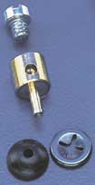 E-Z Connector for Rod or Cable (QTY/PKG: 2 )