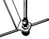 Kwik Grip E/Z Connector Wrench (QTY/PKG: 1 )